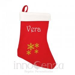 Bota de Navidad (calcetín)...