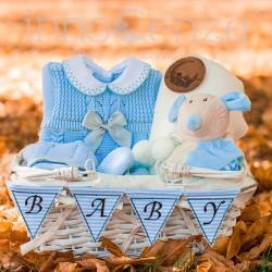 Canastilla Bebé regalo...