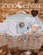 canastilla bebé y niños con bordado regalo personalizado (pack)
